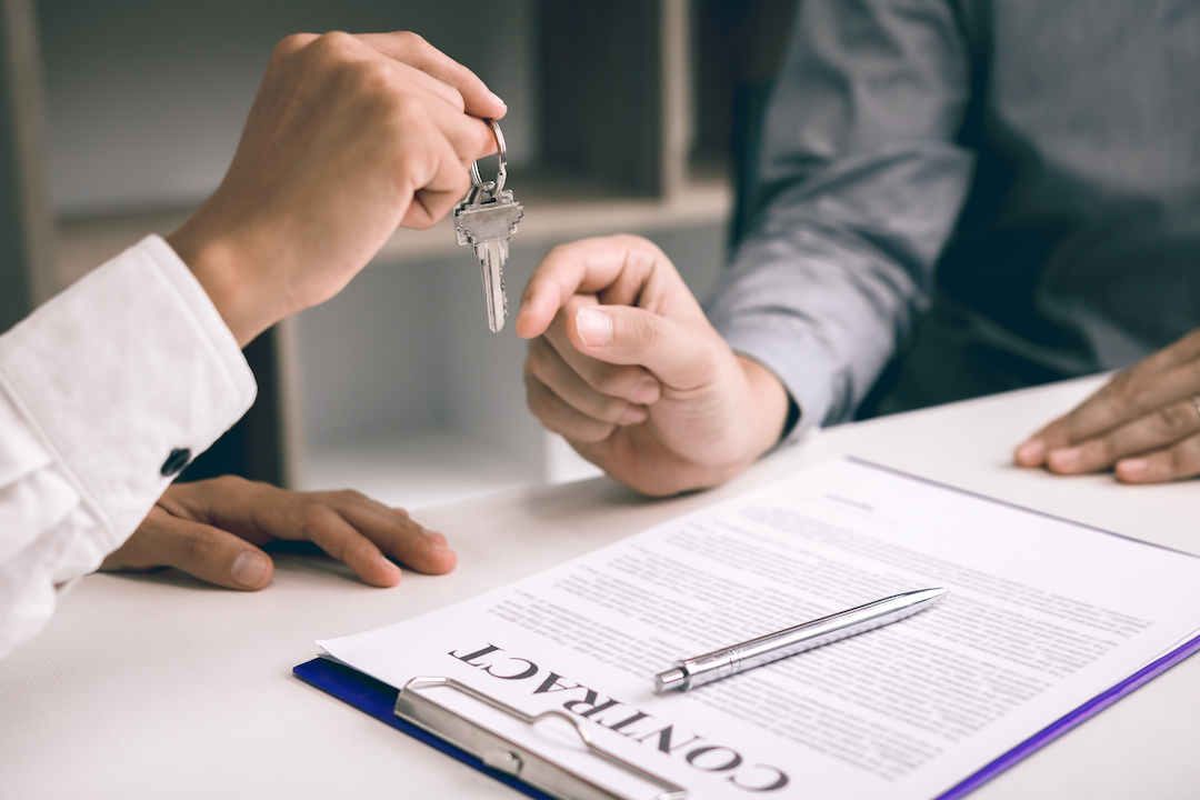 Investment property tenancy legal documentation